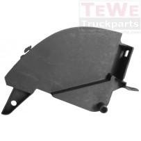 Stoßfängerabdeckung links / Front bumper cover LH