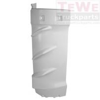 Windabweiser innen weiß grundiert rechts / Air deflector inner white primd RH