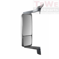 Haupt- und Weitwinkelspiegel elektrisch einstellbar und beheizt links / Main- and wide angle mirror electrically adjustable and heated LH
