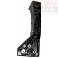 Konsole Stoßfänger links / Front bumper bracket LH