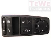 Schalterpanel Fahrertür / Switch panel driver's door